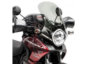 D313S - Givi Windschild getönt 44,5x37 cm Honda XL 700V Transalp (08 > 13)