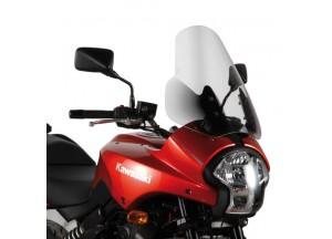 D405ST - Givi Windschild transparent 46x44,5 cm Kawasaki Versys 650 (06 > 09)