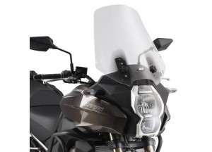 D4105ST - Givi Windschild transparent 49x48 cm Kawasaki Versys 650/1000