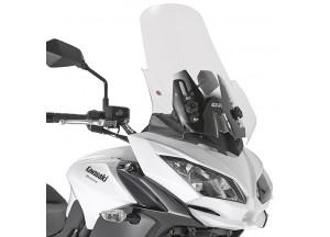 D4114ST - Givi Windschild transparent 53x44 cm Kawasaki Versys 650 (15 > 16)