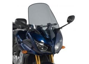 D437S - Givi Windschild getönt 52x44 cm Yamaha FZ1 Fazer 1000 (06 > 15)