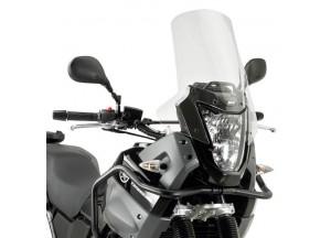 D443ST - Givi Windschild transparent 39,5x42 cm Yamaha XT 660Z Teneré (08 > 16)