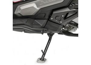 ES1156 - Givi Fuß-Verbreiterung um die Seitenständers Honda X-ADV 750 (17)
