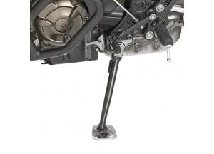 ES2130 - Givi Fuß-Verbreiterung Seitenständers Yamaha MT-07 Tracer (16)