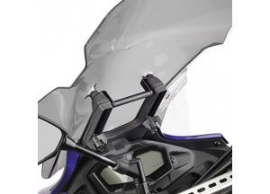 FB2130 - Givi Halterung zur Montagation Smartphone Halter Yamaha MT-07 Tracer