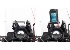 FB4114 - Givi Halterung für S902A/M/L Kawasaki Versys 650 (15 > 17)