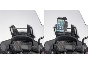 FB4120 - Givi Halterung für S902A/M/L Kawasaki Versys 1000 (17)