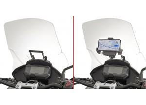 FB5126 - Givi Halterung S902A S920M S920L GPS-Smartphone BMW G 310 GS (17-18)