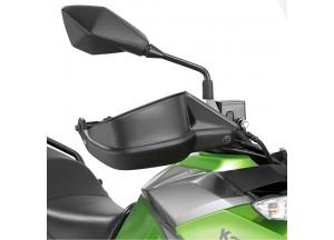 HP4121 - Givi Spezifischer Handprotektor aus ABS Kawasaki Versys-X 300 (17 > 18)