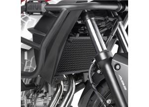 PR1121 - Givi Kühlerschutz aus Edelstahl schwarz Honda CB 500x(13>16)