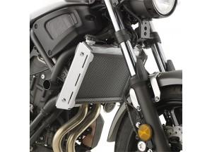 PR2126 - Givi Kühlerschutz aus Edelstahl schwarz Yamaha XSR700 (16)