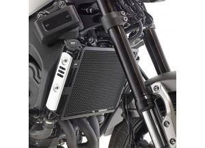 PR2128 - Givi Kühlerschutz aus Edelstahl schwarz Yamaha XSR900 (16)