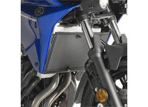 PR2130 - Givi Kühlerschutz aus Edelstahl schwarz Yamaha MT-07 Tracer (16)