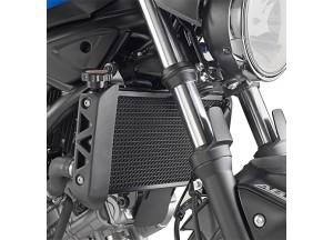 PR3111 - Givi Kühlerschutz aus Edelstahl schwarz Suzuki SV 650 (16)