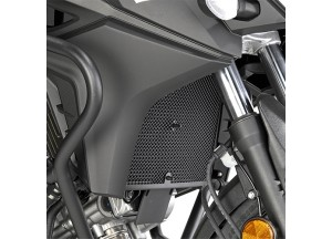 PR3112 - Givi Kühlerschutz Edelstahl schwarz Suzuki DL 650 V-Strom (17)