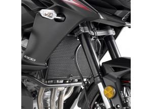 PR4120 - Givi Kühlerschutz Edelstahl schwarz Kawasaki Versys 1000 (17)