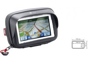 S952B - Givi Smartphone und GPS Tasche zur Montage an Spiegel und Lenker