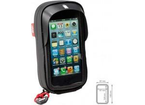 S955B - Givi Smartphone Tasche zur Montage an Spiegel und Lenker