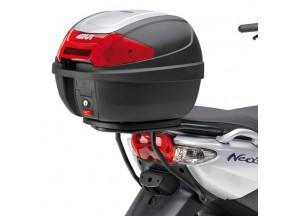 SR366 - Givi Topcase Träger MONOLOCK MBK Ovetto 50 | Yamaha Neo's 50