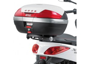 SR370 - Givi Topcase Träger MONOKEY MBK Skycruiser 125 | Yamaha X-MAX 125-250