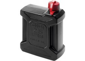 TAN01 - Givi Tank mit 2,5 lt Volumen zur BefÖrderung von Benzin Wasser oder Öl