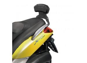TB49 - Givi Spezifische Beifahrer-Rückenlehne MBK Skycruiser 125 | Yamaha X-MAX