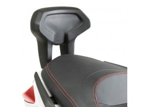 TB55 - Givi Beifahrer-Rückenlehne MBK Skycruiser 125 | Yamaha X-MAX 125-250