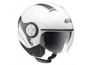 Helm Jet Givi 11.1 Air White