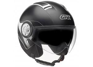 Helm Jet Givi 11.1 Air Matt Black