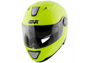 Helm Modular Geöffnet Givi X.23 Sydney Solid Color Fluo Gelb