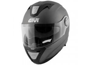 Helm Modular Geöffnet Givi X.23 Sydney Solid Color Matt Titan