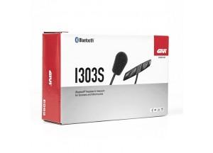 Gegensprechanlage Einzel Givi I303S Bluetooth universel für alle Helme