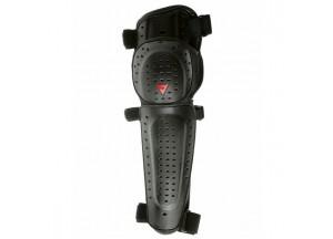 Knie-Schutz Dainese V E1 Schwarz