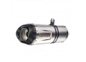 14245E - Auspuffanlage LeoVince LV ONE EVO Edelstahl HONDA CB 125 R (18-19)