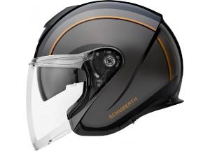 Helm Jet Schuberth M1 Pro OUTLINE Schwarz