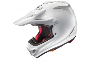 Helm Arai Off-road Motocross MX-V White