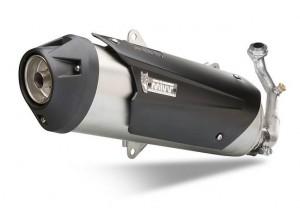 C.GL.0007.B - Auspuffanlage Mivv URBAN APRILIA SR MAX 300 | GILERA NEXUS