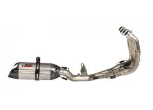 R.HO.0001.S8 - Komplette Abgasanlage Mivv Power Evo/Suono Titan Honda CBR 600 RR