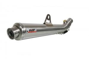 A.001.LC3 - Schalldämpfer Auspuff Mivv X-Cone Aprilia RSV1000/RSV 1000 R 98/03