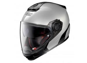 Integral helm Crossover Nolan N40-5 GT Special 11 Salt Silber