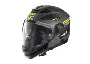 Integral helm Crossover Nolan N70.2 GT Bellavista 20 Flat Lava Grau