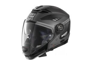 Integral helm Crossover Nolan N70.2 GT Bellavista 21 Flat Lava Grau