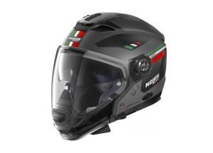 Integral helm Crossover Nolan N70.2 GT Bellavista 24 Flat Lava Grau