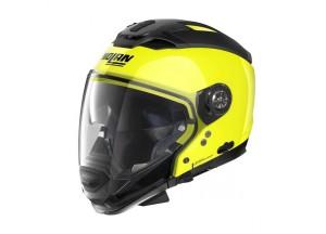 Integral helm Crossover Nolan N70.2 GT Hi Visibility Fluo Gelb