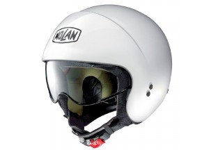 Helm Jet Nolan N21 Special 89 Pure Weiß
