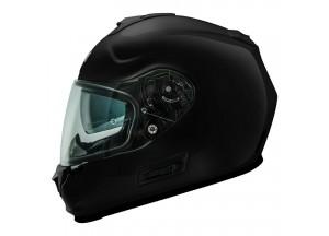 Integral Helm Nos NS7F Glänzend Schwarz
