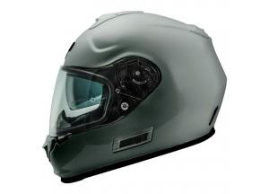 Integral Helm Nos NS7F Glänzend Grau