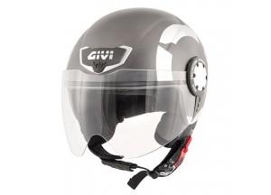 Helm Jet Givi 10.4F Stark Matt Titan