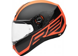 Helm Integralhelme Schuberth R2 Traction Orange