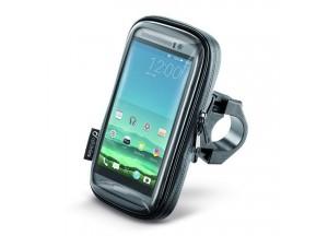 """SMSMART52 - Cellularline Universal Smartphone-Halter Fahrrad und Motorrad 5.2"""""""